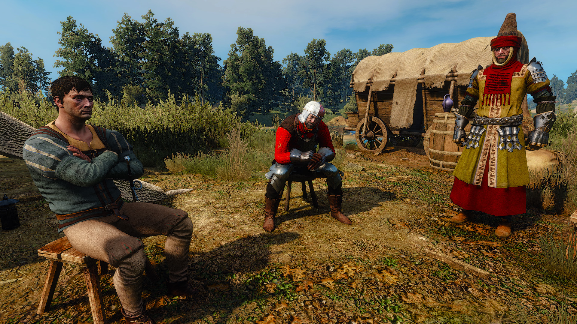 Strangers in the Night (The Witcher 3) | Witcher Wiki