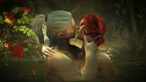 Ger Triss elven bath