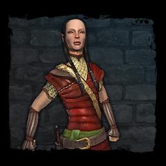 A half-elf