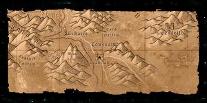 Places Toussaint