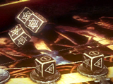 The Witcher 2 dice poker