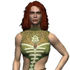 Triss Merigold in the original game