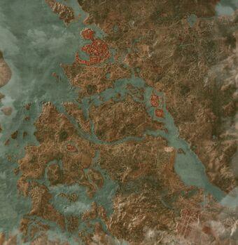 Pontar (region)   Witcher Wiki   Fandom