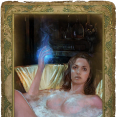 Second censored sex card from <i>The Witcher</i>