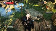 The Witcher 3- Hearts of Stone - Bandit Camp- Elegant Letter, Diagram- Sarrim Location, Execut Boots