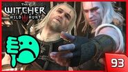 The Witcher 3 - Hark! Geralt's a BAD ACTOR - Dopler's Salvation Play - Story and Gameplay 93 PC