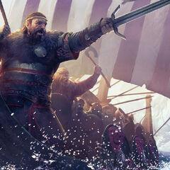 Crach an Craite leading clan's fleet
