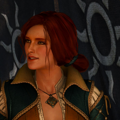 Triss in <i>The Witcher 3</i>