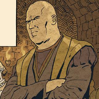 У коміксі «Відьмак: Прокляття воронів»