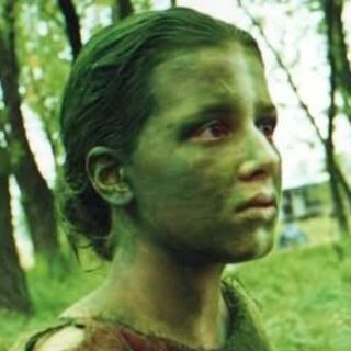 Morénn (Karolina Gruszka) in <i>The Hexer</i> TV series