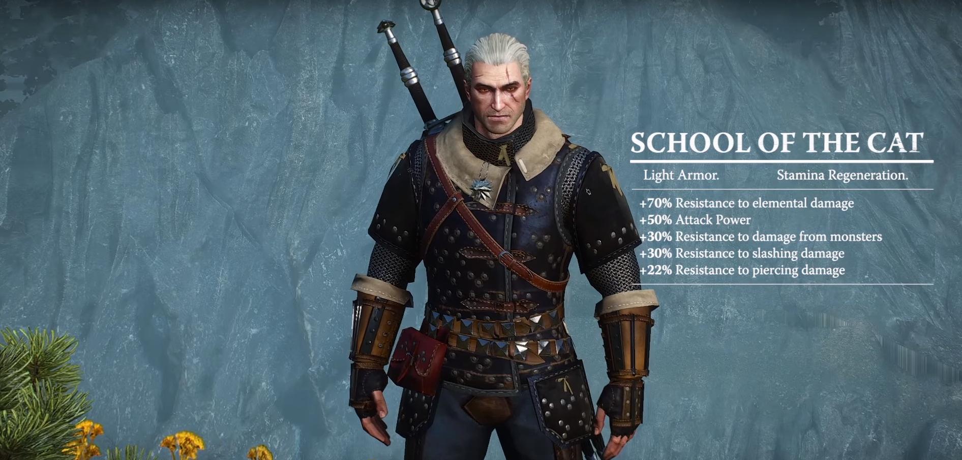 Cat School Gear | Witcher Wiki | FANDOM powered by Wikia