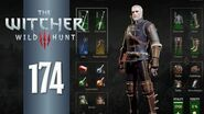 Superior Cat School Gear - The Witcher 3 DEATH MARCH! Part 174 - Let's Play Hard