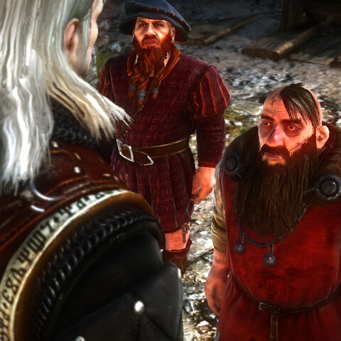 Yarpen in The Witcher 2