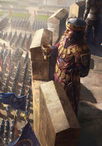 Gwent cardart northern king foltest