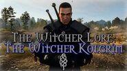 Legends of The Witcher The Viper School Witcher Kolgrim