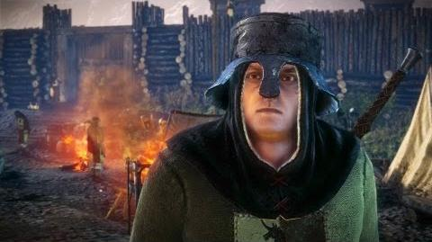 The Butcher of Cidaris (The Witcher 2) Full HD