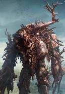Tw3 cardart monsters earth elemental