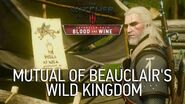 Witcher 3 Blood and Wine - Mutual of Beauclair's Wild Kingdom