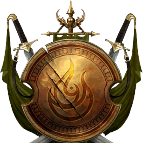 Герб пустелі Корат
