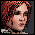 Triss Avatar Gwent
