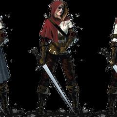 Ciri outfit concept