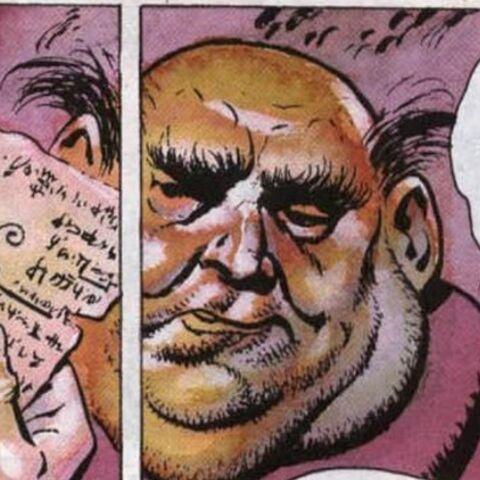 V komiksech