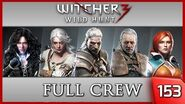 The Witcher 3 - Full Crew - Bring All Possible Allies to the Battle of Kaer Morhen 153 PC