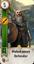 Tw3 gwent card face Mahakaman Defender 3