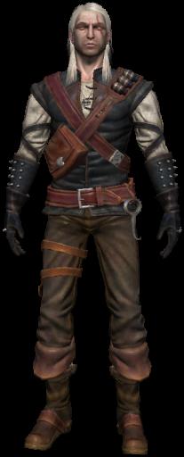 Geralt model 3
