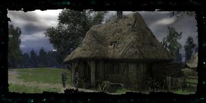 Places Salamandra hideout outskirts exterior