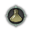 Game System Icons alchemy vial