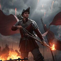 Redanian archer