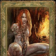 Abigail's censored romance card