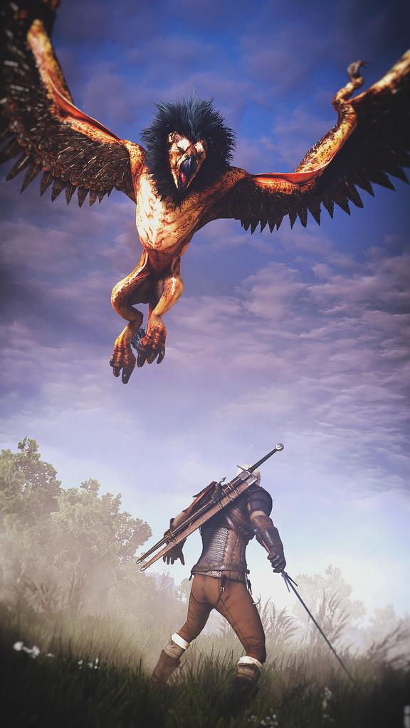 Tw3 fighting Griffin