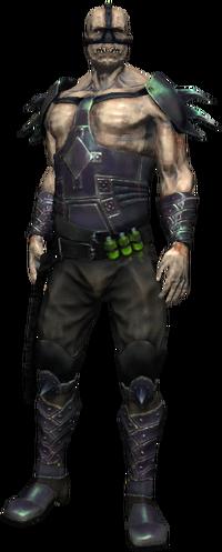Bestiary Mutant assassin full