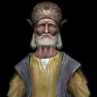 old peasant