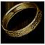 Tw3 gold ring