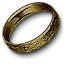 Tw3 gold ring