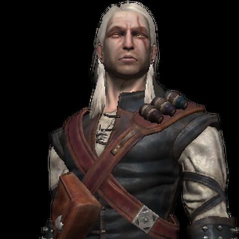 Geralt in <a href=