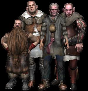 People Band of brethren