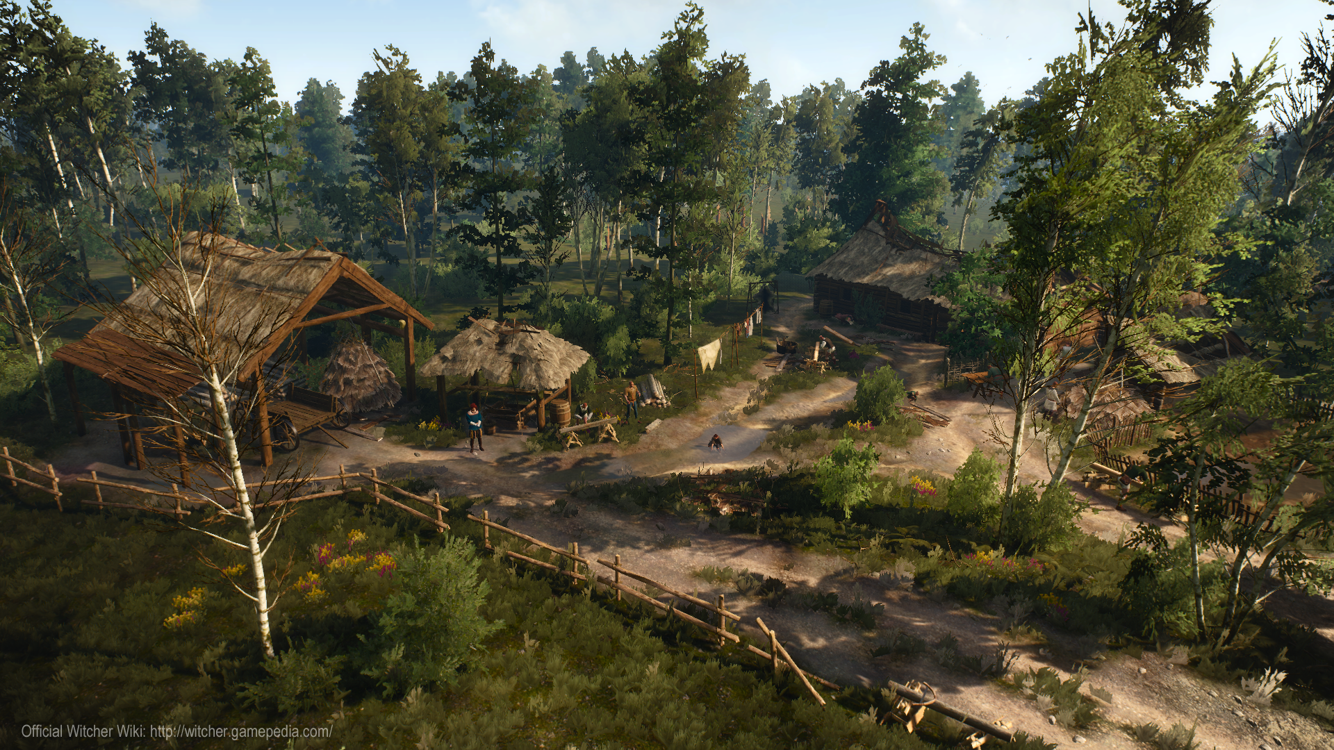 Sawmill (White Orchard)   Witcher Wiki   FANDOM powered by Wikia