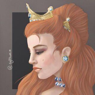 Анна-Генрієтта, арт у виконанні Sylthuria