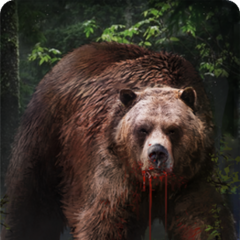Gwent card art (young bear form)