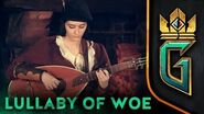 Lullaby of Woe ft Katarzyna Wolska and Carolin Mrugała