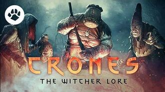 What Are The Crones? - Witcher Lore - The Crones of Crookbag Bog