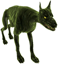 Bestiary Barghest full