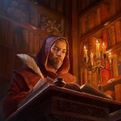 Firesworn scribe