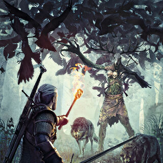 Leshen in a promo shot