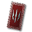 Tw3 icon gwent hero monsters