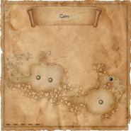 Map Outskirts southern cave
